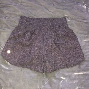 Women's Lululemon Workout Shorts Size 4